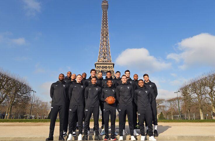 Mecz w Paryżu w cieniu WeekenduGwiazd